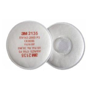 FILTERS 3M P3R 2135 2ST. vervalt