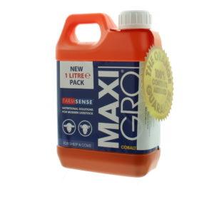 COBALT DRENCH MAXIGRO +B12 1000ML.