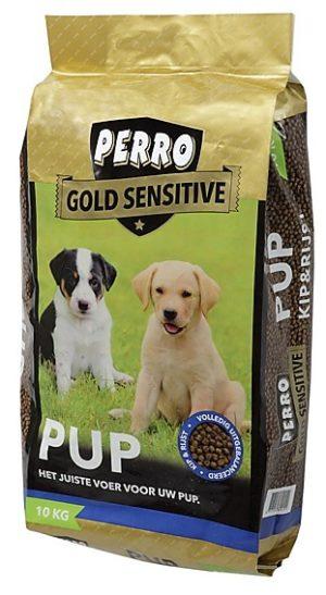 PERRO GOLD SENSITIVE PUP 10KG.