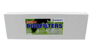 BUISFILTERS SUPER 620X58MM. 100ST.