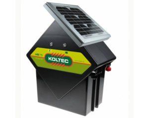 SOLARSET KOLTEC HS75 + 5 WATT ZONNEPANE