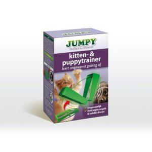 JUMPY kitten en puppy trainer vervalt