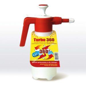 TURBO 360 DRUKSPUIT 1,3 L.
