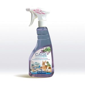 TPD CAGE CLEANER LAVENDEL 500ML
