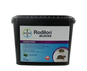 RODILON 15G. BLOCKS 3KG.