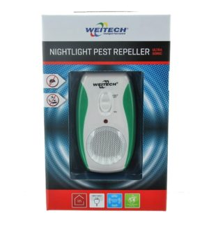 WEITECH PEST REPELLER 90M² WK0190