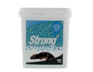 STRONG MUIS-RAT SINGLE FEED BRF  3KG.