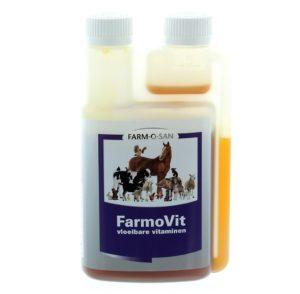 FARMOVIT VLOEIBARE VITAMINEN 250ML.