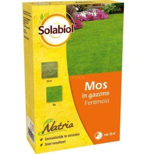 FERTIMOSS NATRIA SOLABIOL  2.8KG.