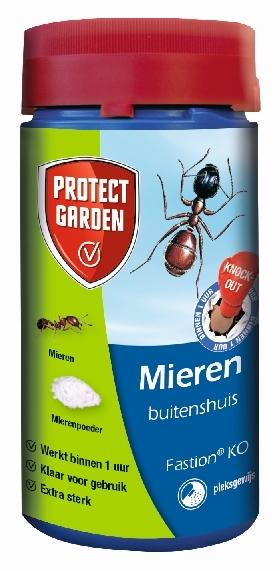 FASTION K.O.POEDER PROTECT GARDEN 400G.