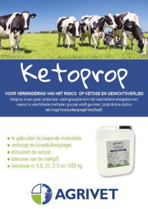 KETOPROP POSTER AGRIVET