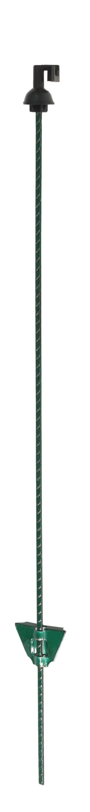 PALEN, VEERSTAAL, 105 CM GROEN, OVAAL