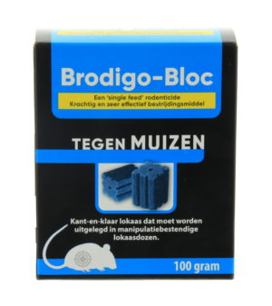 BRODIGO BLOC  10X10G.