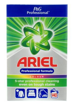 ARIEL PROFESSIONAL COLOR 9.1KG. 140 WASB