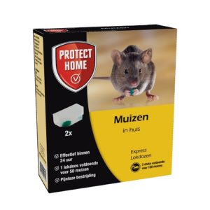PROTECT HOME EXPRESS MUIZENMIDDEL 2ST.