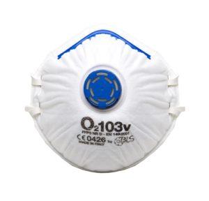 BLS 103V O2 STOFMASKER FFP3 10ST.