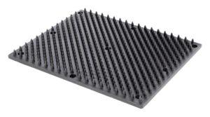 KRABMAT 30X40 CM VOOR ZUIL- OF WANDMONTA