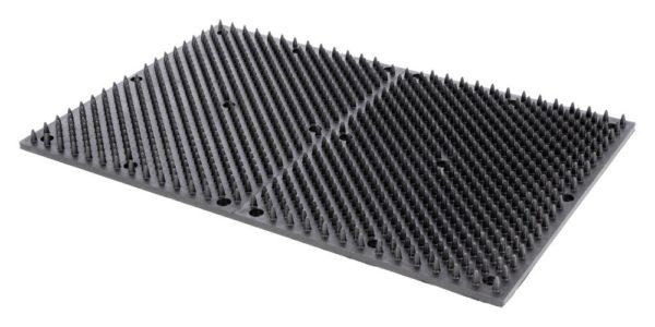 KRABMAT 60X40 CM VOOR ZUIL- OF WANDMONTA
