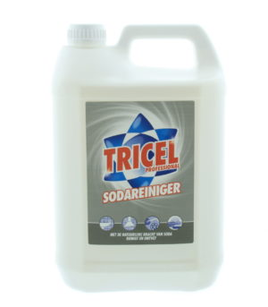 TRICEL SODAREINIGER 5L.