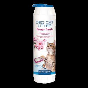 TPD DEO CAT LITTER FLOWER 750G