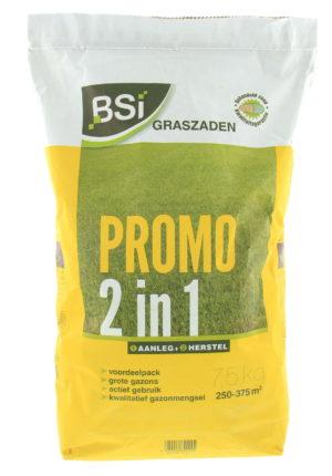 BSI GRASZAAD PROMO 2 in 1 GAZON 7,5KG