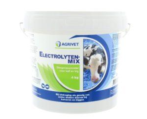 ELECTROLYTENMIX AGRIVET 4KG. REGNL.4783