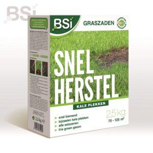 BSI GRASZAAD SNEL HERSTEL 2.5KG